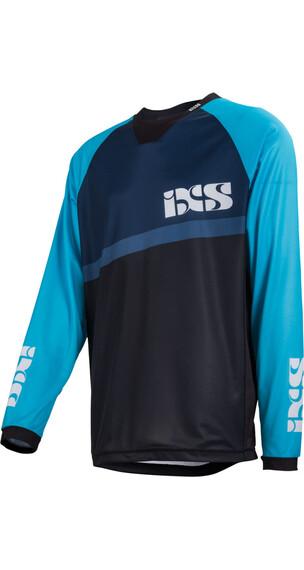 IXS Pivot 7.1 DH - Maillot manches longues Homme - bleu/noir